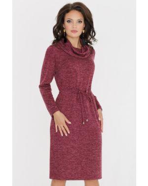 Повседневное платье с поясом платье-сарафан Dstrend