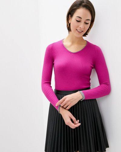 Фиолетовый пуловер Rinascimento