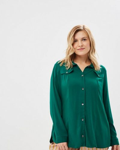 Зеленая блузка Intikoma