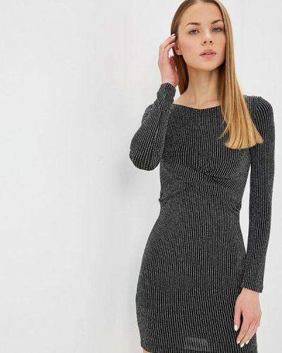 Вечернее платье серебряный Ostin