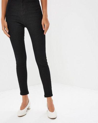 Черные джинсы-скинни Befree