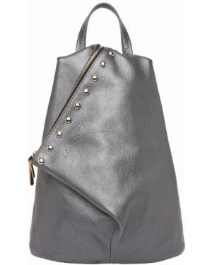 Рюкзак с заклепками круглый Lakestone