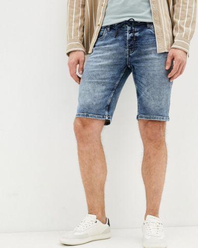 Синие джинсовые шорты J. Hart & Bros