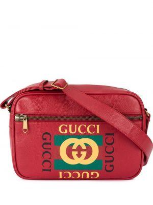 Torba kurierska sport włoski Gucci