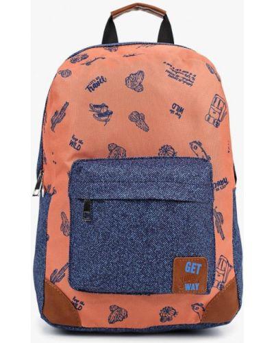 Рюкзак оранжевый Acoola