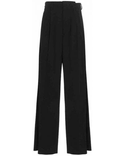 Spodnie - czarne Mm6 Maison Margiela