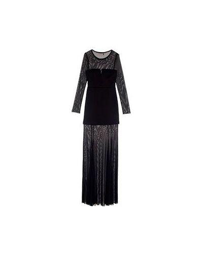Вечернее платье макси эластичное Patrizia Pepe