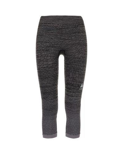 Спортивные брюки с карманами компрессионные Odlo