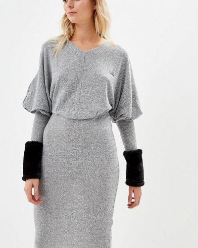 Платье осеннее итальянский Met