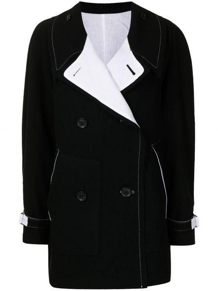 Biała kurtka asymetryczna Ys