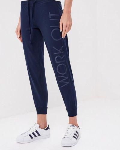 Спортивные брюки синие Piazza Italia