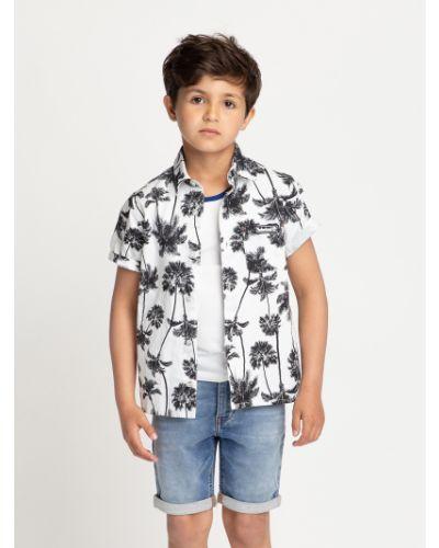 Повседневная рубашка Timberland Kids