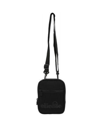 Черная сумка для обуви на молнии Ellesse