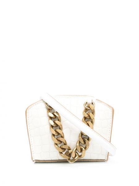 Biały złoty łańcuszek Stella Mccartney