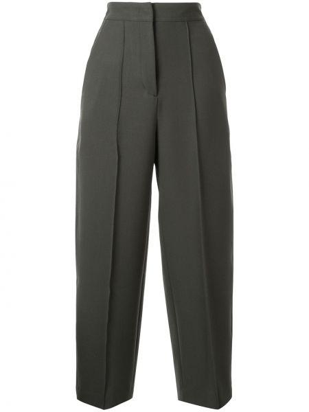 Укороченные брюки с поясом Tomorrowland