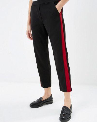 Черные брюки повседневные Perfect J