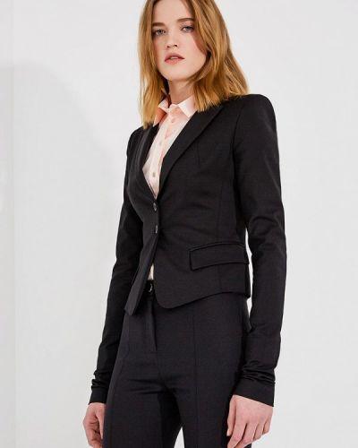 Черный пиджак Patrizia Pepe