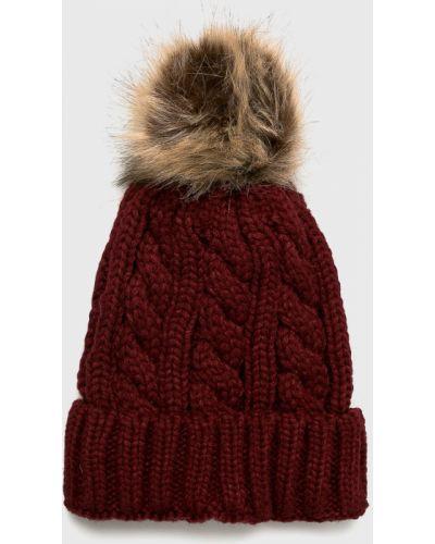 Зимняя шапка с помпоном с отворотом Haily's
