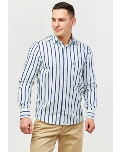 Разноцветная рубашка Campione