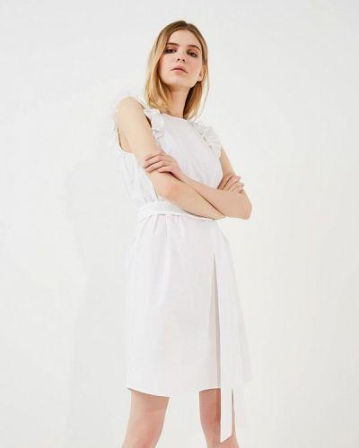 Белое платье Michael Michael Kors
