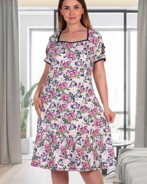 Платье с бабочками инсантрик