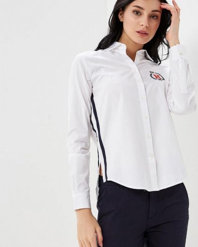 Белая рубашка Tommy Hilfiger
