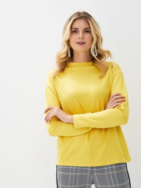 Поло футбольный желтый Betty Barclay