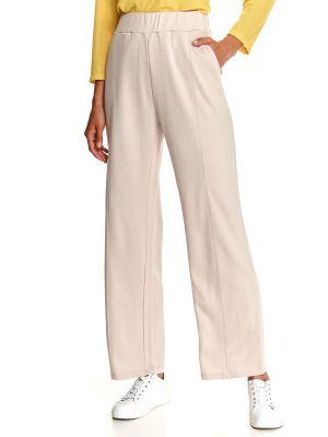 Spodnie z wiskozy Top Secret