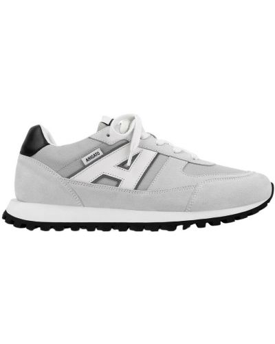 Szare sneakersy Axel Arigato