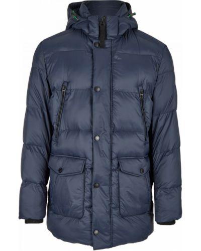 Куртка - синяя Daniel Hechter