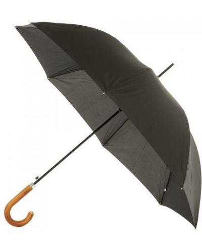 Зонт зонт-трости черный Ferre Milano