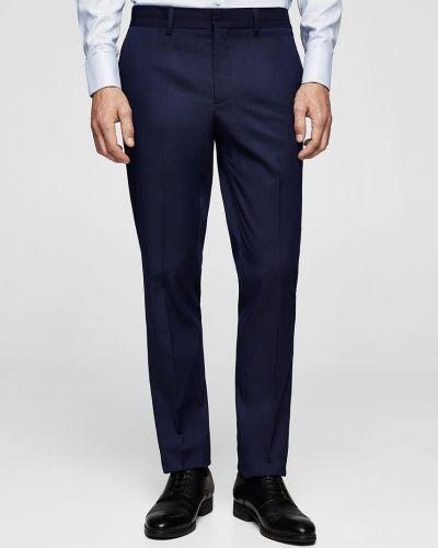 Зауженные брюки Mango Man
