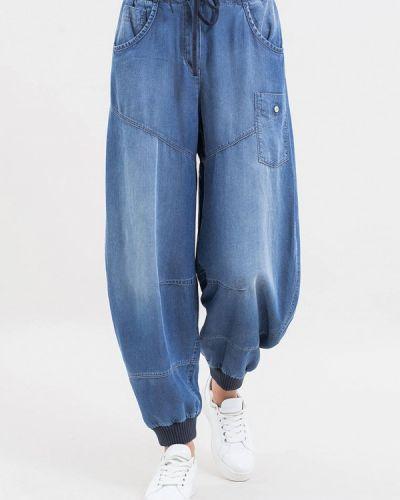 Синие джинсы Maxa