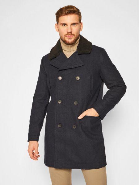 Płaszcz wełniany Lee