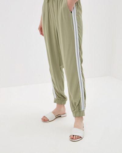 Спортивные брюки - зеленые Valkiria
