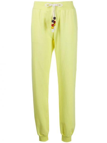 Спортивные брюки с вышивкой с карманами Mira Mikati