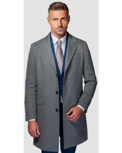 Пальто - серое Arber