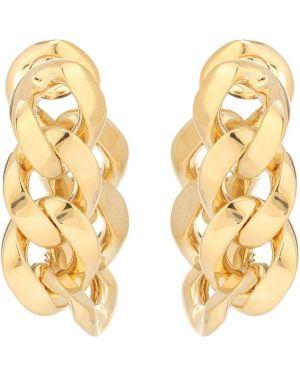 Серьги-кольца серьги-гвоздики серьги-капельки Bottega Veneta