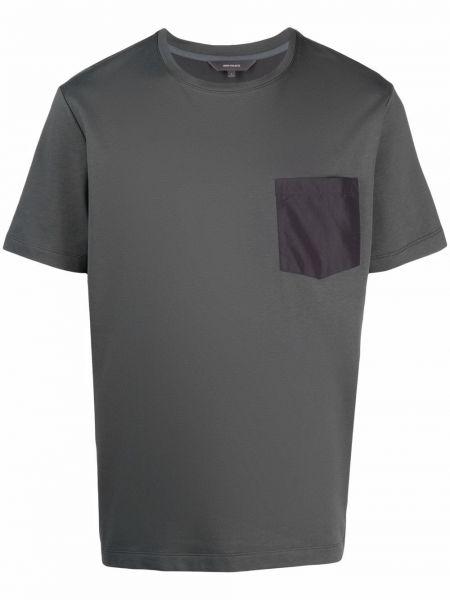 T-shirt bawełniana - zielona Norse Projects