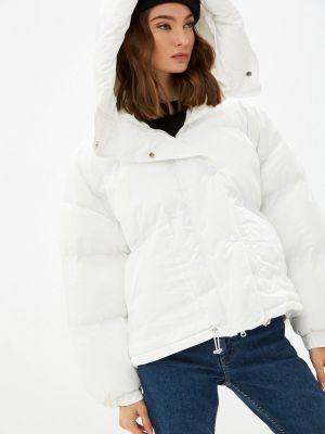 Белая куртка утепленная Fresh Cotton