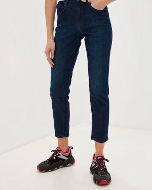 Прямые джинсы синие One Teaspoon
