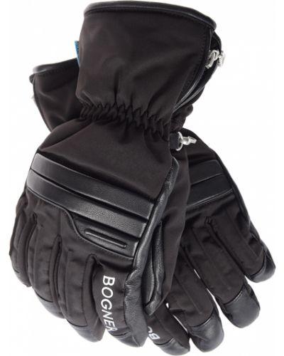 Кожаные перчатки текстильные Bogner