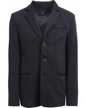 Черный пиджак с подкладкой Finn Flare