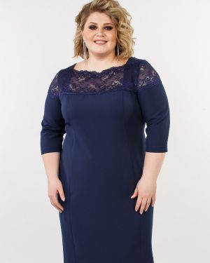 Кружевное платье Jetti-plus