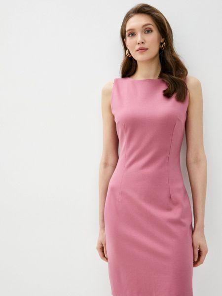 Платье футляр розовое Concept Club