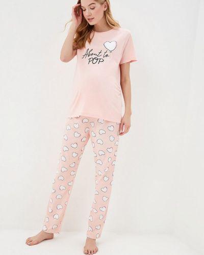 Розовая пижама Dorothy Perkins Maternity