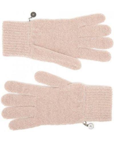 Перчатки розовый Pollini