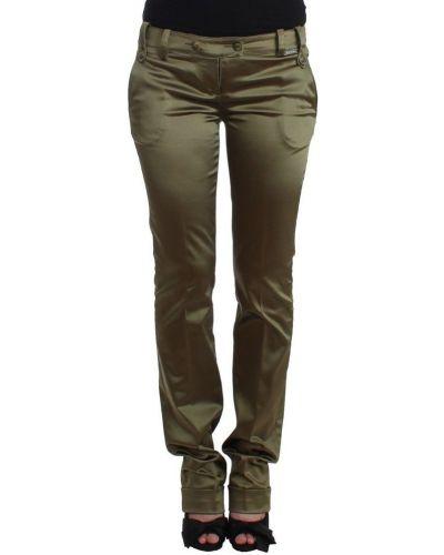 Spodnie materiałowe Galliano