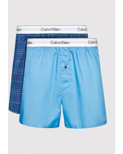 Majtki - granatowe Calvin Klein Underwear