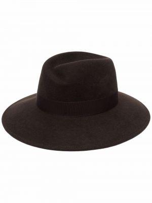 Zielony kapelusz wełniany Borsalino
